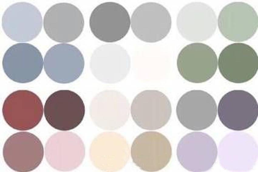 红色太热情 蓝色太忧郁 黑白太单调 七彩太花哨 不如试试 莫兰迪色系 吧!  不过分浓烈也过分不清淡,温温柔柔的优雅,岁月沉淀的静好~ 说到莫兰迪色系,也许没听过的人会觉得很陌生,通俗易懂的来形容这一色系,就是莫兰迪色系高级灰色系。它的所有色系仿佛蒙了一层灰调,颜色简单却不单调。