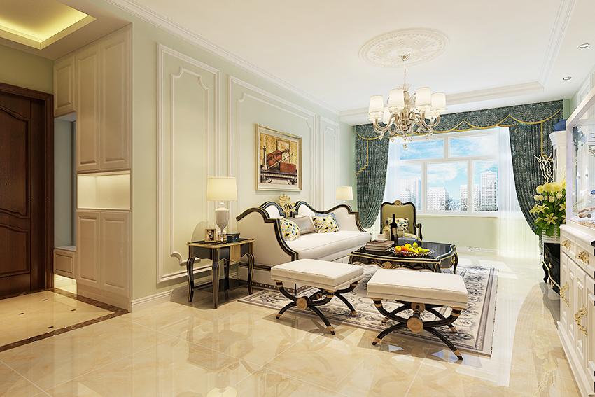 整体家装欧式古典风格软装设计解析,整体家装欧式古典