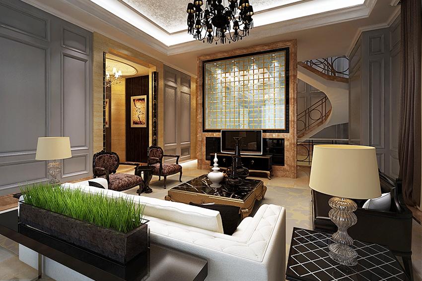 简欧式是别墅装修流行的一种风格,就是简约现代的欧式风格。简约欧式风格继承了古典欧式风格的主要元素,又融入了现代的生活元素。欧式风格的居室其实有的不止是豪华大气,更多的是惬意和浪漫,而和谐实际上是欧式风格的境界。今天九鼎装饰的设计师就给大家介绍一下简约欧式风格的定义,缘起及特点。