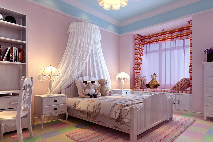 如何设计装修出更加适合孩子的儿童房?