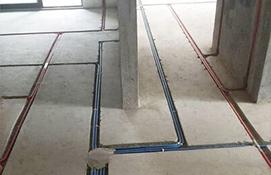 施工日志:水电装修设计中的注意事项
