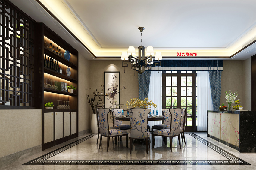 整体家装新中式风格装修费用?整体家装新中式风格该如何设计?
