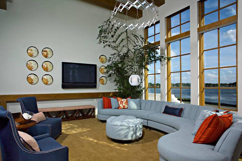 客厅装修设计该注意哪些因素?客厅装修的设计技巧有哪些?