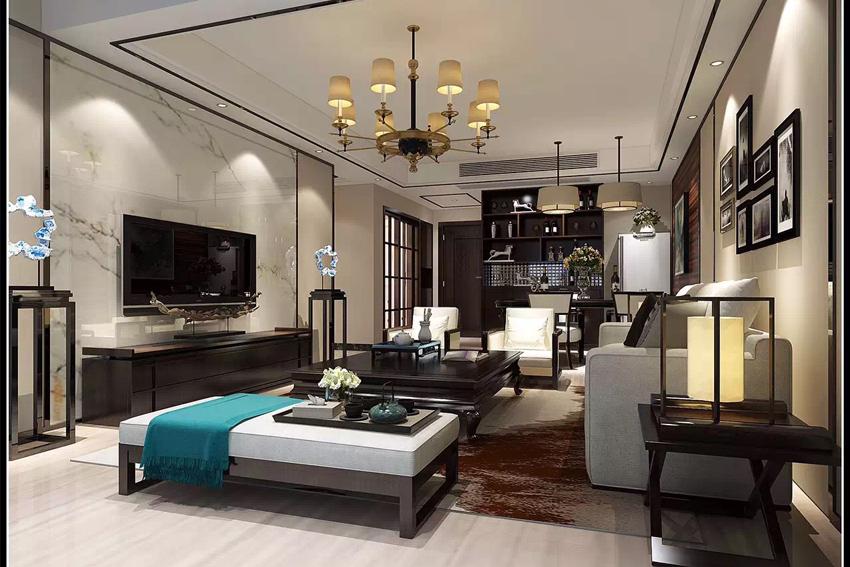 新中式风格特点及元素说明,新中式风格的设计形式和原则