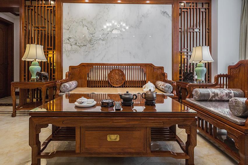 新中式别墅有哪些设计原则?新中式别墅的设计形式介绍