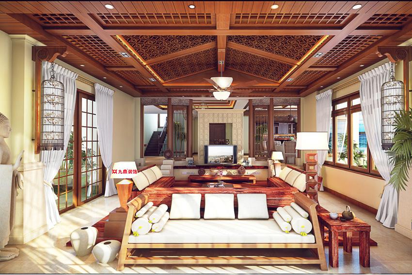 什么是东南亚风格?东南亚风格有哪些设计要点?