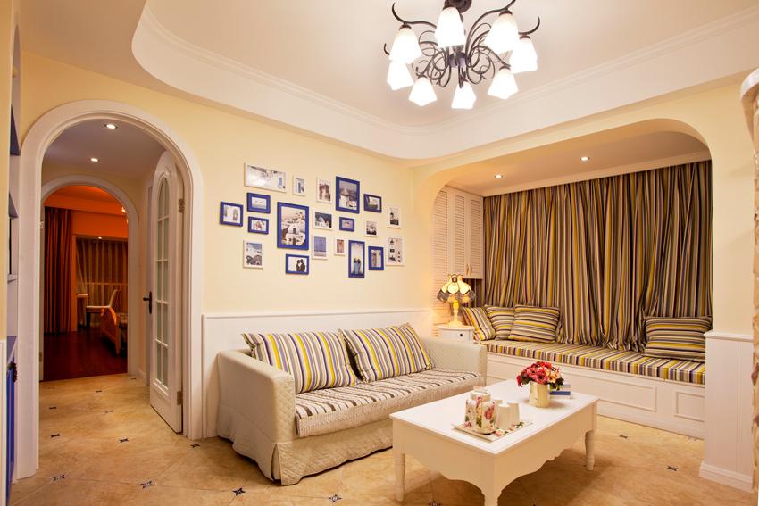 地中海装修风格的设计应用和地中海装修风格色彩表现