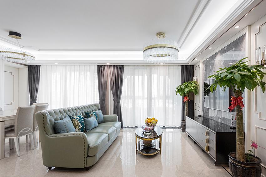 混搭风格设计说明:各个空间的混搭风格设计理念特点