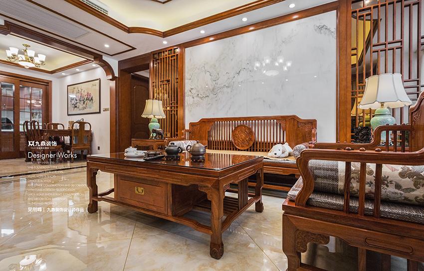 新中式风格设计原理和新中式风格设计特点说明