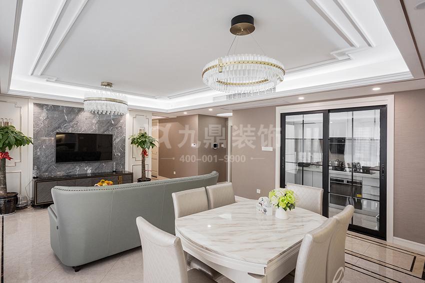 轻奢风格特点,如何打造家装中的轻奢风格?