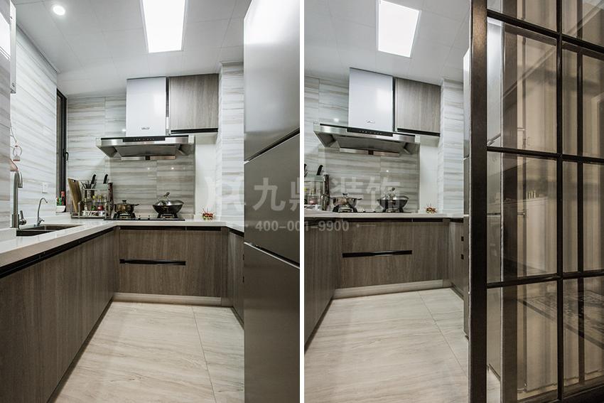 厨房设计理念,现代简约风格的厨房设计说明