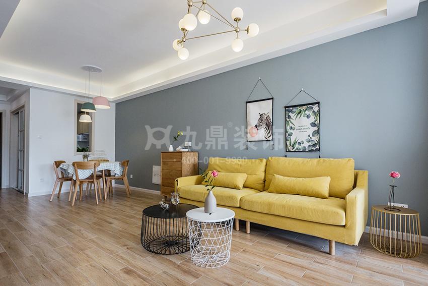 现代美式风格设计说明,各个空间的现代美式风格搭配