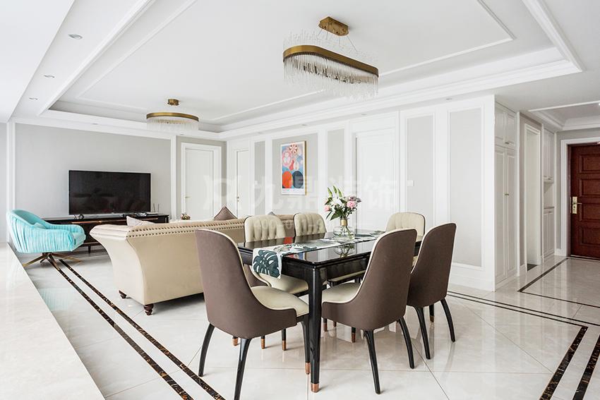 轻奢风格的家装有哪些元素体现?轻奢风格特点介绍
