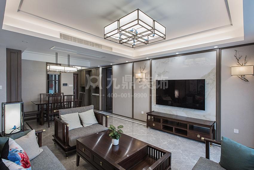 轻奢风格客厅装修怎么样?轻奢风格的装修细节有哪些