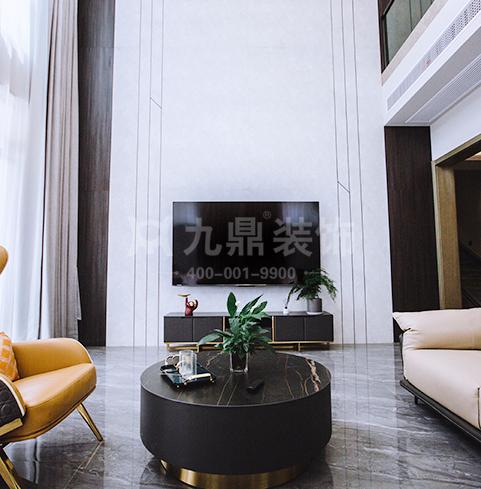 清水湾别墅装修案例